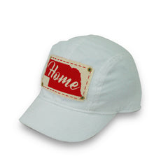 Women's RZR Corduroy Ball Cap - White