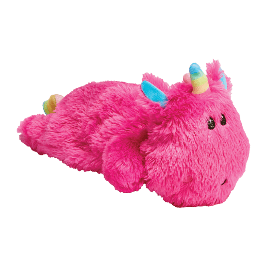 Unicorn Furry Pencil Case