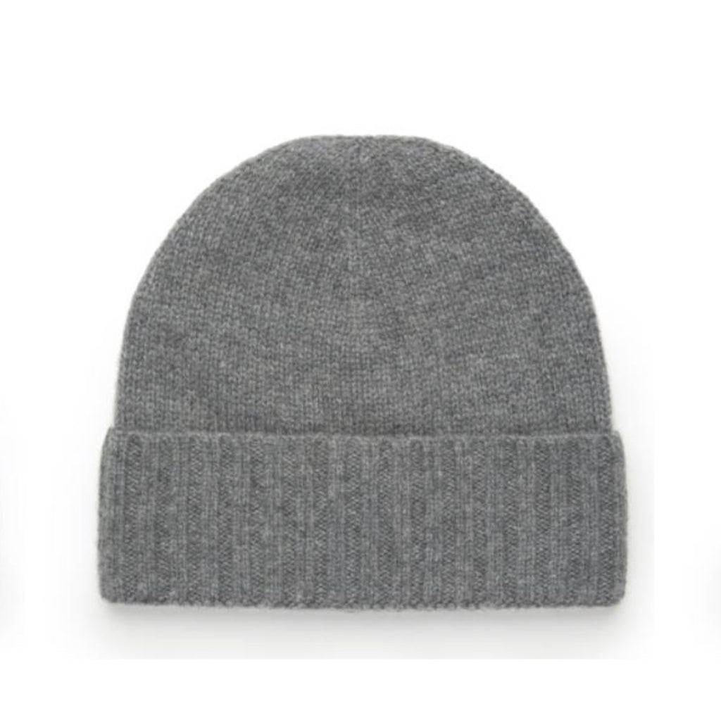 Cashmere Fold Over Hat