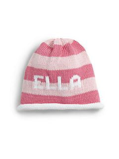 Personalized Baby Knit Beanie Hat
