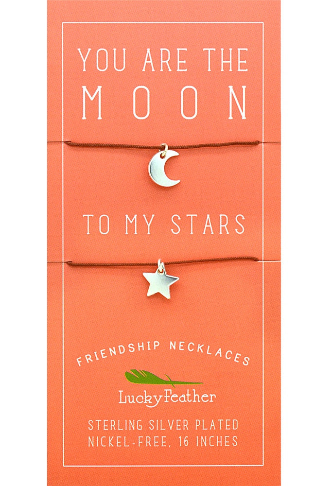 Moon to My Stars Necklace