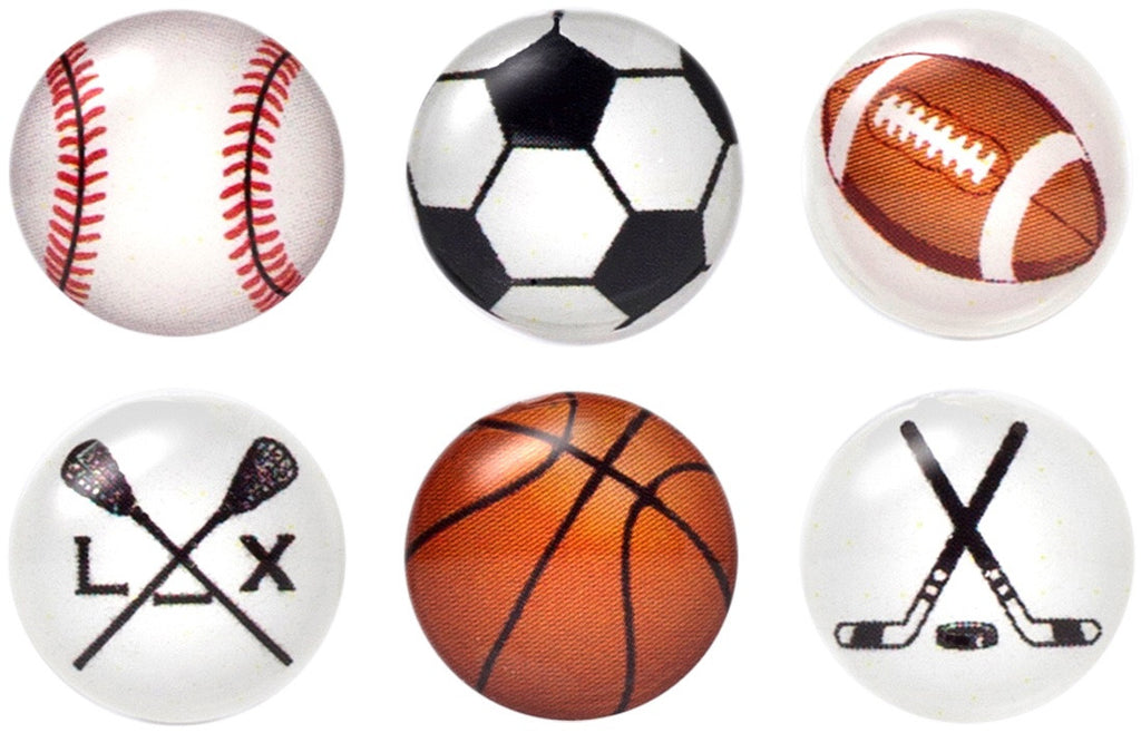 Sports Home Buttons