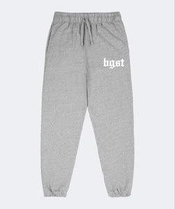 OLD ENGLISH TRACKSUIT BOTTOMS GREY