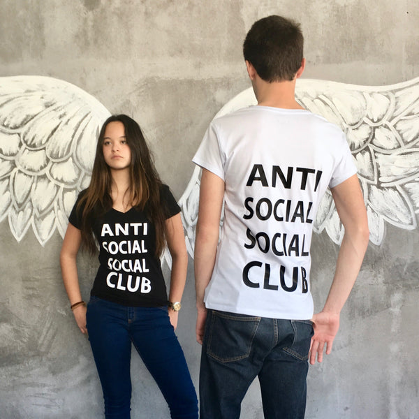 Anti Social Social Club T-Shirt For Men And Women