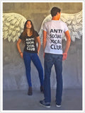 Anti Social Social Club Unisex T Shirt By No Store