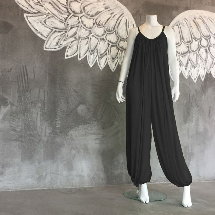 Saint-Tropez Ballon Jumpsuit by No Store