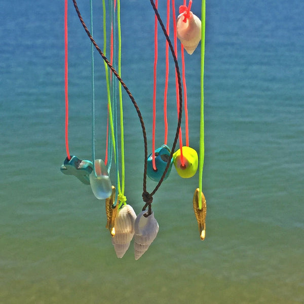 The Beach Boom Necklace