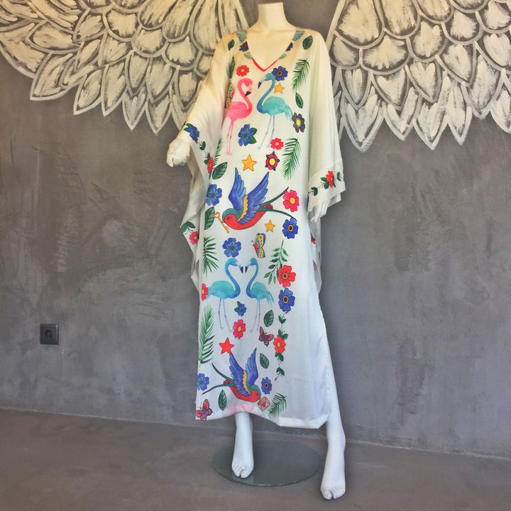 Woodstock Bohemian Long Dress by No Store