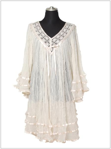 Bohemian Short Dress By No Store