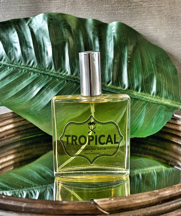 Tropical, the exclusive perfume