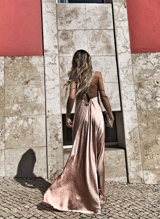 The Perfect Cross Back Dress