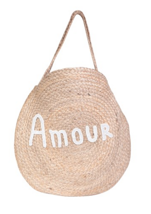 Round Basket Amour
