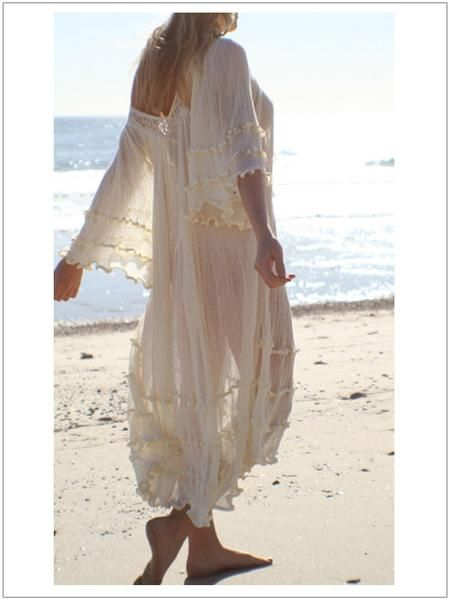 Perfect Bohemian Long Dress ~ Wholesale