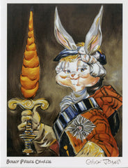 Bunny Prince Charlie - 5 Note Cards