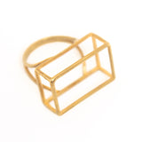 3D Rectangle Ring