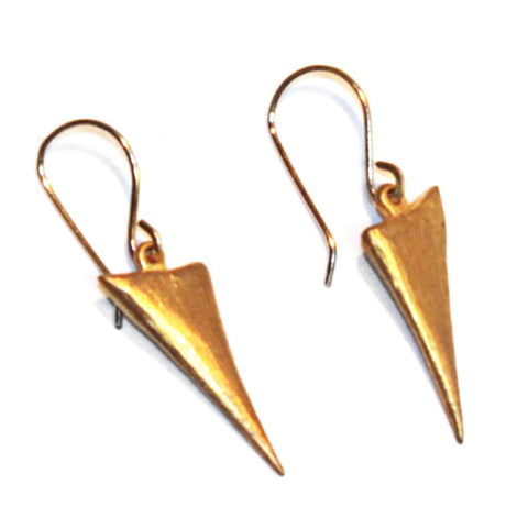 Rosebud Thorn Earring, *Recently featured in Time Out NY Best Fall Earrings*