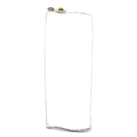 Sticks & Stones Branch Necklace