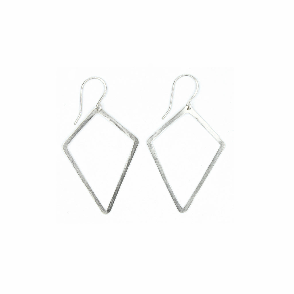 Shape Earring: Kite