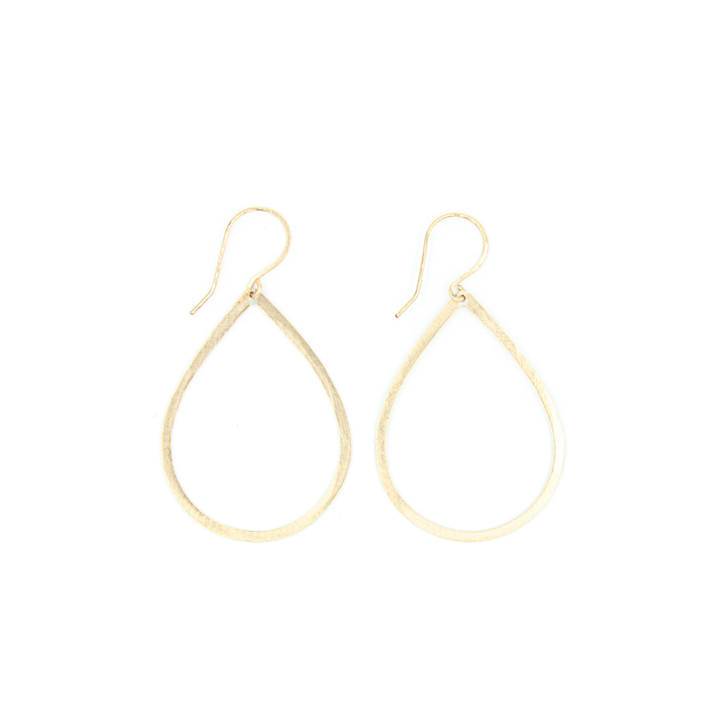 Shape Earring: Tear