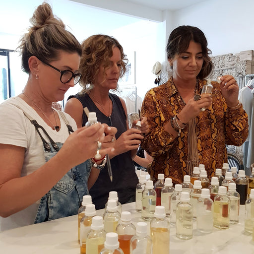 Express Yourself: DIY natural perfume session - Sydney