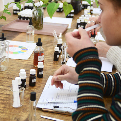 brisbane natural perfume workshop class masterclass one seed