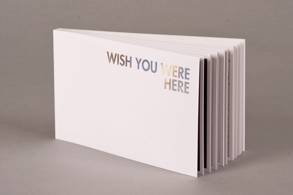 'Wish You Were Here'