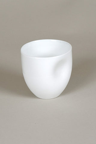 Unique Cup M - White