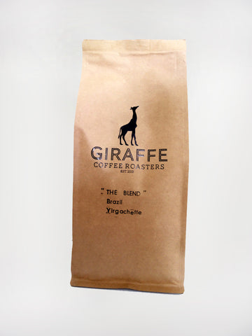 Giraffe Coffee: The Blend - Brazil / Ethiopia