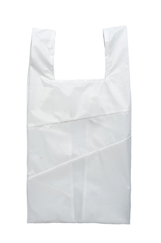 Shoppingbag White/White 16