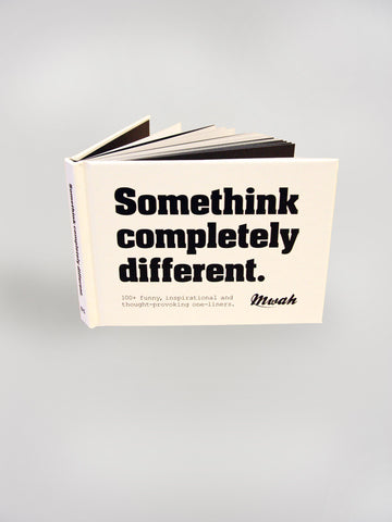 Somethink completely different