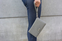 Wallet - Grey Melange