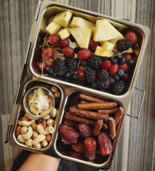 Fruit, Nuts, and Pretzels, OH MY!