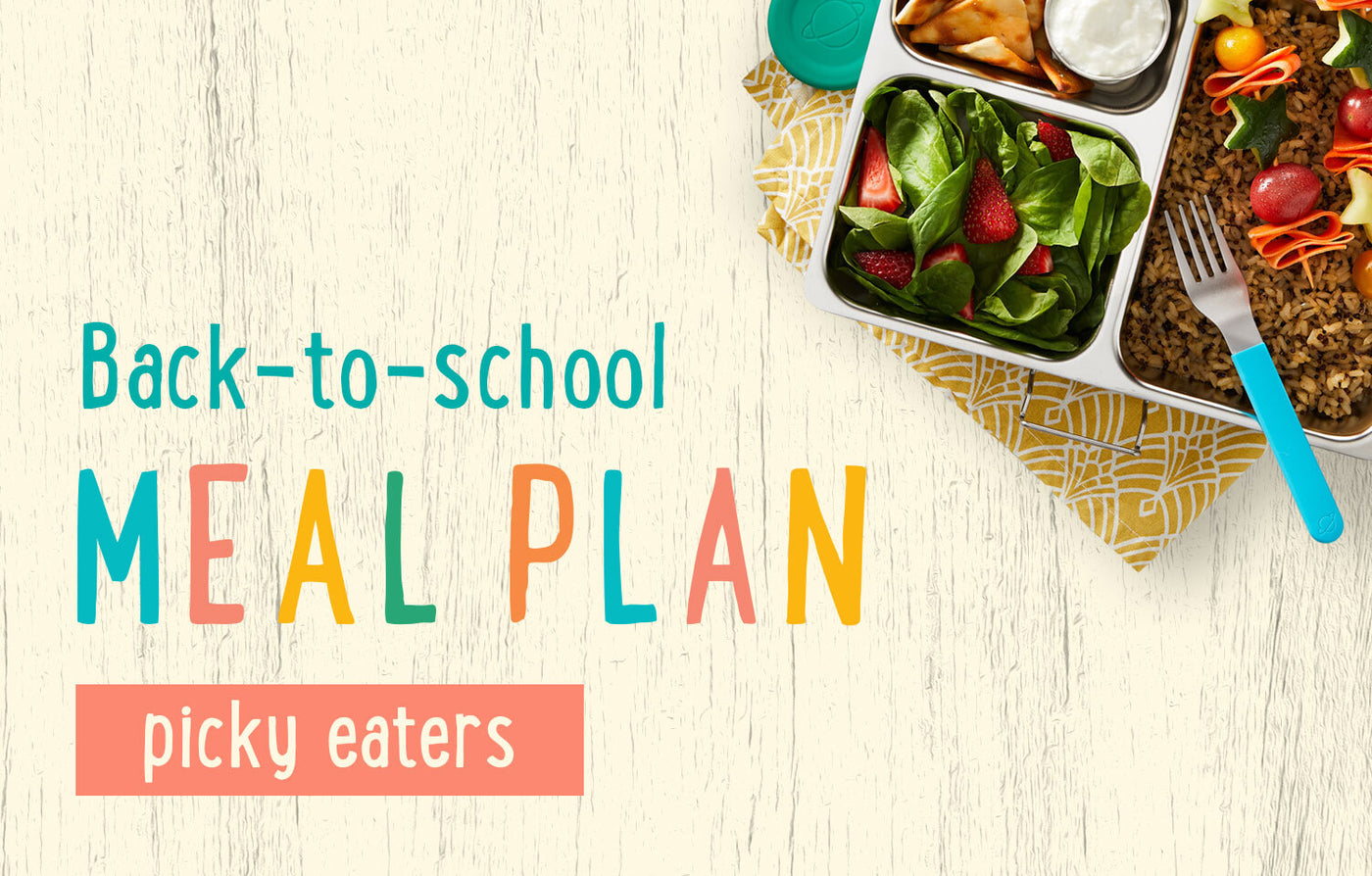 Picky Eaters Meal Plan