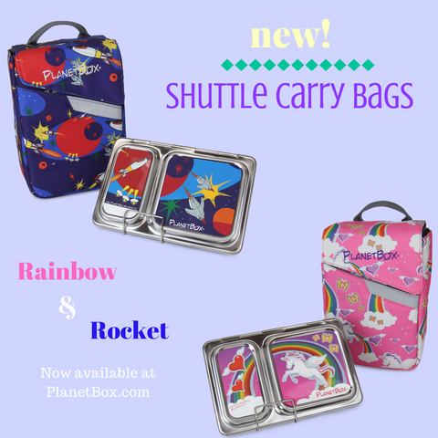 CARRY YOUR SHUTTLE IN STYLE!