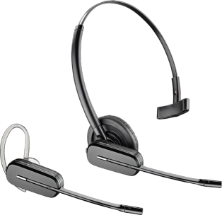CS540 Wireless headset with comfort tested wearing options