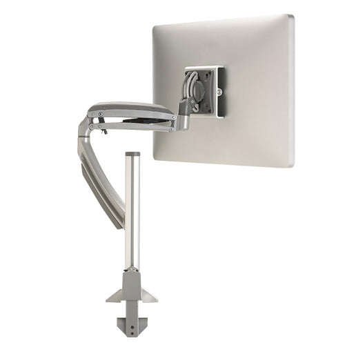 Chief Kontour Series K1C120S Single arm mounts create flexible, functional workspaces in a wide variety of settings