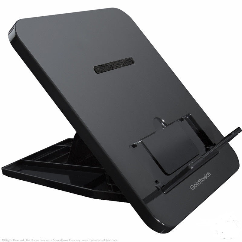Goldtouch Go! Travel Notebook & Tablet Stand