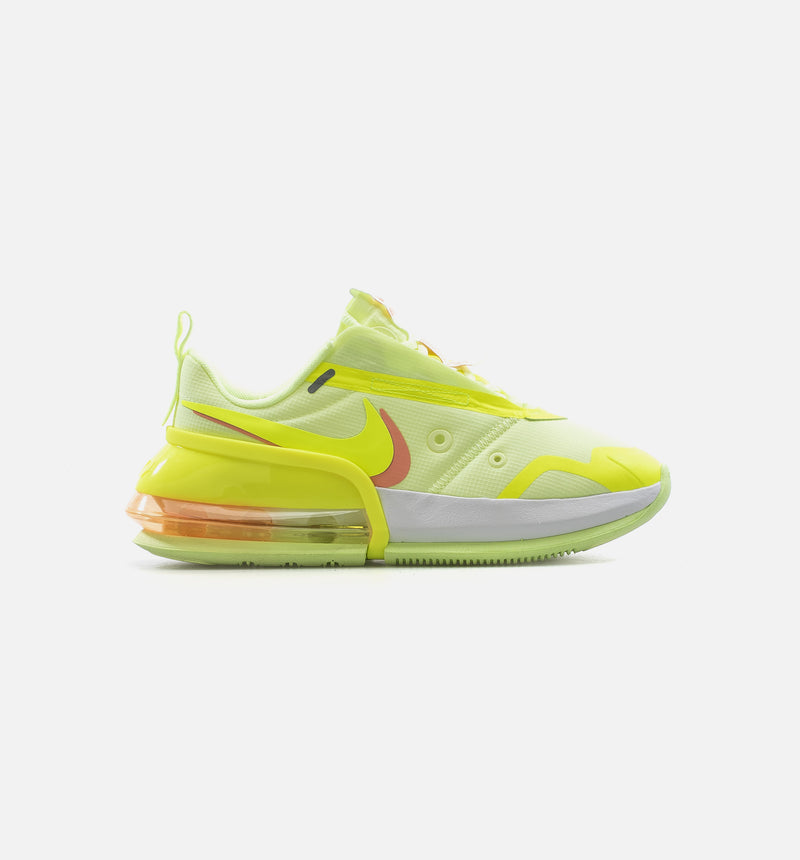 AIR MAX UP VOLT WOMENS LIFESTYLE SHOE - VOLT/ATOMIC PINK/WHITE