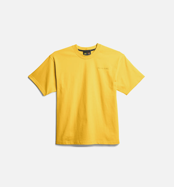 PHARREL WILLIAMS BASICS MENS T-SHIRT - GOLD