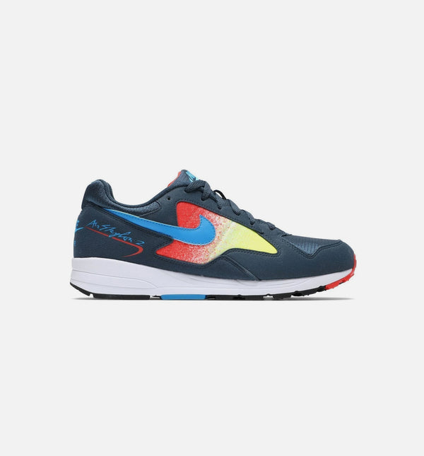 AIR SKYLON 2 NAVY MULTICOLOR MENS SHOE - NAVY/MULTI-COLOR