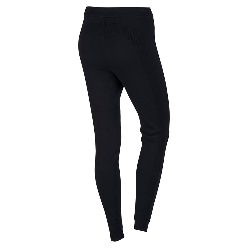 NIKE TECH KNIT LEGGING WOMEN'S - BLACK/GREY
