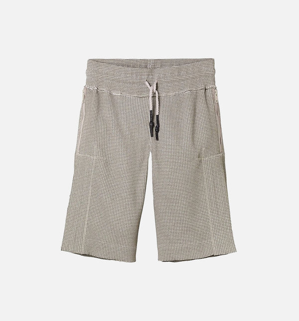 ADIDAS CONSORTIUM X DAY WAFFLE SHORTS MEN'S - CLEAR BROWN/BLACK