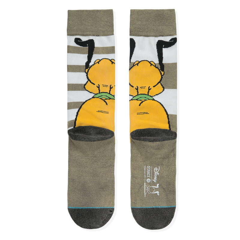 STANCE PLUTO SOCKS MEN'S - GREY/BLACK/MULTI