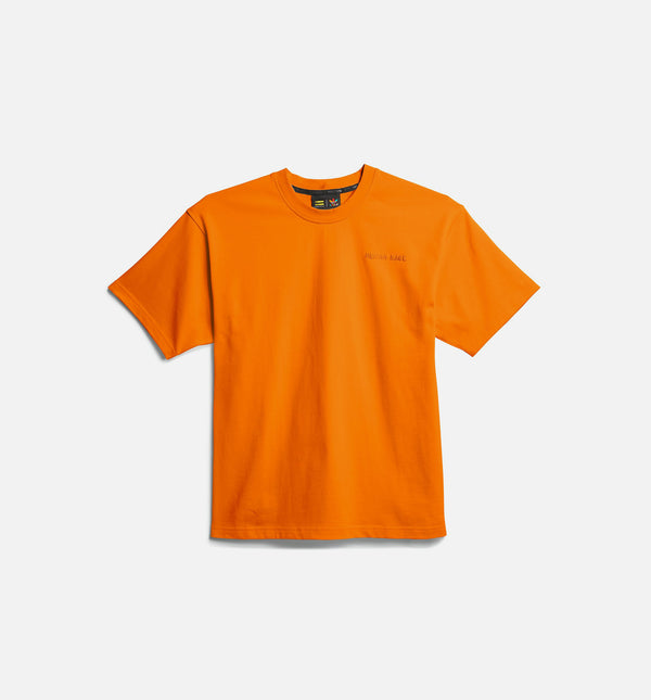 PHARRELL WILLIAMS BASIC MENS T-SHIRT - ORANGE