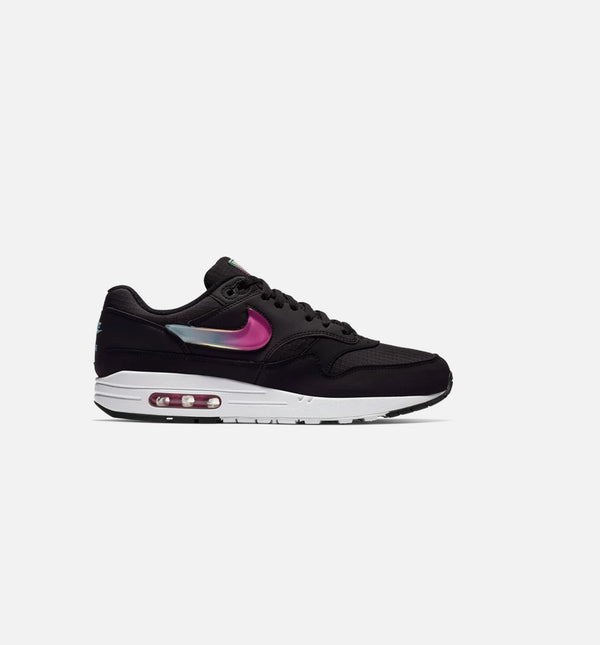 AIR MAX 1 SE MENS SHOE - BLACK/WHITE