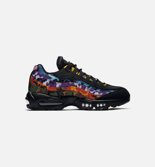 AIR MAX 95 ERDL PARTY PACK MENS SHOE - BLACK/MULTI