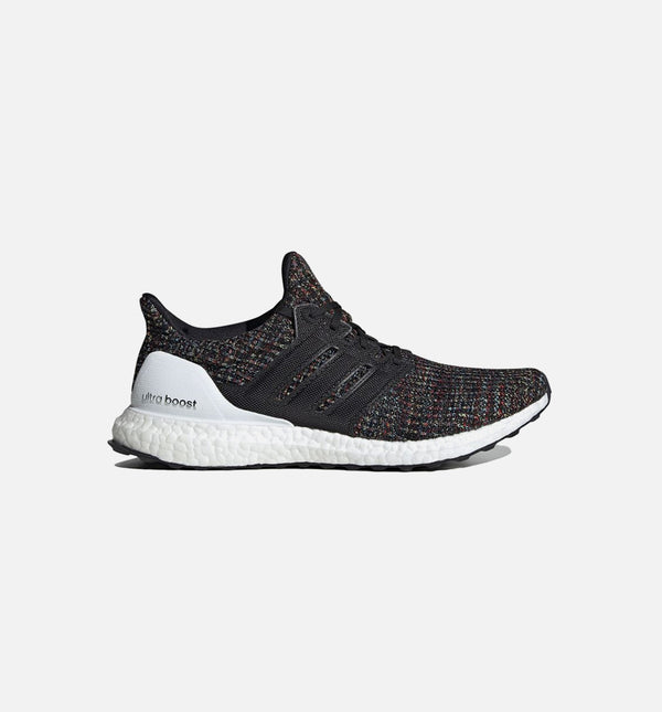 ADIDAS ULTRABOOST MENS RUNNING SHOE - BLACK/RED/WHITE