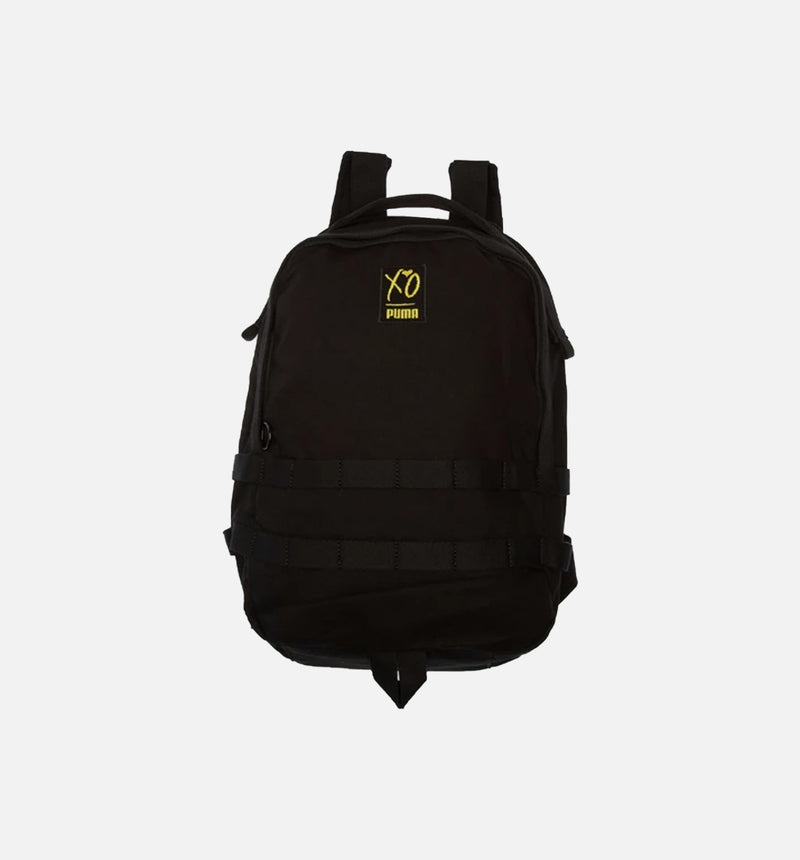 THE WEEKND COLLECTION XO BACKPACK - BLACK/BLACK