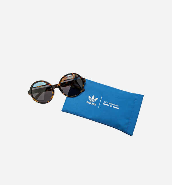 ADADIDAS X ITALIA INDEPENDENT SUNGLASSES WOMEN'S - BROWN HAVANA