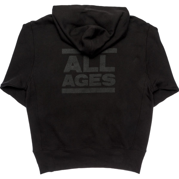 VANS X OUR LEGACY HOODIE MEN'S - BLACK